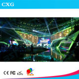 HD P2.5, P3, P4, P5, P6, P7.62, schermo di visualizzazione dell'interno del LED di colore completo di P10 SMD