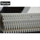 Antislip Gepatenteerde Plastic Transportband Moduladr met RubberStootkussen