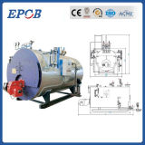 0.1-10tons Wns Type Output Steam 또는 Hot Water, Stainless Gas Diesel Fired Boiler