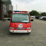 Малыши надувательства Ristar играя электрический автомобиль Rsd-T11 пожарной машины