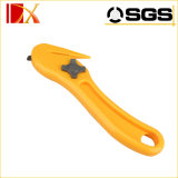 Cuchillo utilitario plástico amarillo para el estudiante
