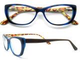 2016 vetri nudi Italia Eyewear del monocolo di modo all'ingrosso dei blocchi per grafici
