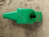 El excavador de Esco parte el adaptador 833-18 de los dientes