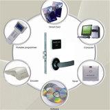 Fechamento eletrônico do smart card de Mifare RF