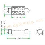 세륨, RoHS 아름다운 외관 자동 Canbus LED 램프