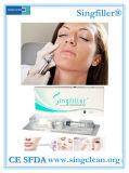 Enchimento cutâneo do ácido hialurónico de Singfiller do Ce para dobras Nasolabial