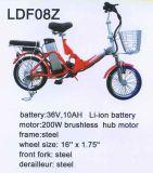 Bicyclette électrique Ldf08z