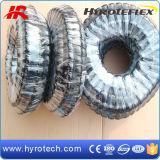 Flexibler Belüftung-Plastikschlauch-Schutz-Schlauch-Schoner
