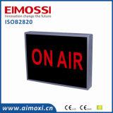 空気使用中の放射の印のLED AVB方法