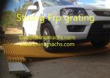 Grating FRP/Grating van de Glasvezel met het Hogere Zelfde van de Sterkte zoals Grating van de Staaf van het Staal (SM 38)