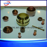 Kasry鋼鉄、アルミニウム、銅、等のための極めて正確で良い血しょうCNCの打抜き機