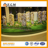 Архитектурноакустическая масштабная модель моделей/архитектурноакустические модели зданий/архитектурноакустического модельного делать селитебных моделей выставки квартир/подгонянного Mod