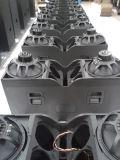 Passive Stadiums-Zeile Dreiwegekonzert DJ des Reihen-Lautsprecher-15inch zeichnen Reihe