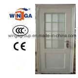 Средний восток, Europ, дверь США французская Wingawhitecolor стальная стеклянная (WGS-176A)