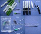 Agulha hipodermica descartável para medicina (18G-22G)