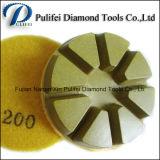 Пусковая площадка диаманта поверхности Terrazzo механических инструментов пола полируя конкретная