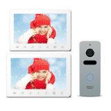 7 pollici di video di Doorphone citofono di obbligazione domestica con la registrazione