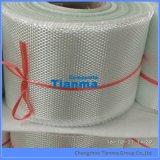 Pano Roving tecido fibra de vidro do Weave liso do E-Vidro