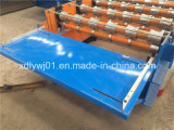 950 Machine de formage de rouleaux de panneaux de tuiles en métal hydraulique