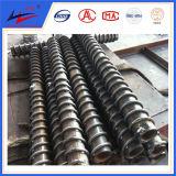 Rodillo espiral de acero de la venta caliente 2014 con precio competitivo