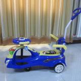 Fábrica do carro do balanço do bebê, carro do brinquedo da torção dos miúdos