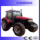トラクター80HP 4*4、Cabin、Tractor PriceのFarm Machinery