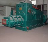 Máquina de fatura de tijolo pequena da argila máquina automática do tijolo