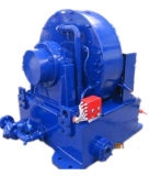 Sistema del dinamometro del flusso turbolento