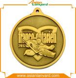 Contact de sports chaud de médaille en métal de vente
