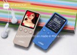 FM Radio/HD Voice Recorder (X08)를 가진 MP3/MP4 Player