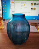 Glasvase für Dekoration