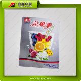 잡지 책 61 인쇄하거나 다채로운 인쇄 책 공급자