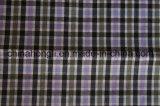 O fio agradável o mais atrasado tela tingida do vestuário do T/C