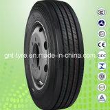 Carro de la marca de fábrica 285/75r24.5 del triángulo y neumático radial del omnibus, neumático de la polimerización en cadena y de TBR, neumático de coche sin tubo