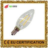 Ce de la lámpara AC85-265V de la luz de la vela de la iluminación del LED