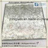 Серебр античного серебряного производителя зеркала декоративный