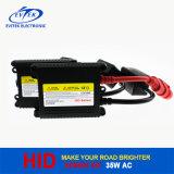 Design de moda COB LED DRL HID Bi Xenon Projector Headlight Acessórios para carro