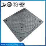 정원 맨홀 뚜껑을%s B250 20cm Diamension 무쇠 정원 배수장치