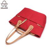 Form-Dame-Freizeit-Segeltuch-Handtaschen