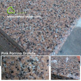 Mattonelle rosa-rosso di vendita calde del granito G687/G664/G562/G681/G635 per il rivestimento parete/del pavimento