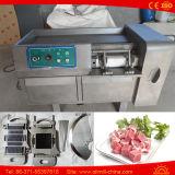 Автомат для резки кубика мяса резца говядины свинины нержавеющей стали