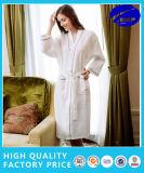 100%年綿のワッフルの浴衣、テリーの浴衣、ホテルの浴衣、Moringのガウンの