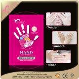 Горячая внимательность кожи способа сбывания забеливая маску руки