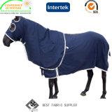 Breathable ткань PU Coated водоустойчивая 1200d Ripstop для половиков лошади