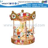 Elétrica Merry-Go-Round Luxo Carousel Grande (A-10601)