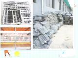 Un cadre de cage de couche de haute qualité avec certificat ISO9001