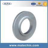 Le métal de pièce forgéee de bride personnalisé par OEM d'acier du carbone a modifié des produits