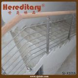 Baluster material de Rod do aço inoxidável/plataforma ao ar livre dos trilhos (SJ-X1015)