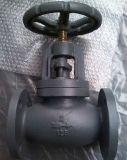 Нормальный вентиль чугуна ANSI 125LB