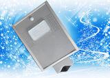 Giardino approvato IP65 tutto in un indicatore luminoso di via esterno